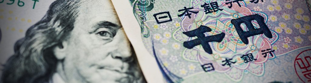 USD-JPY currency pair