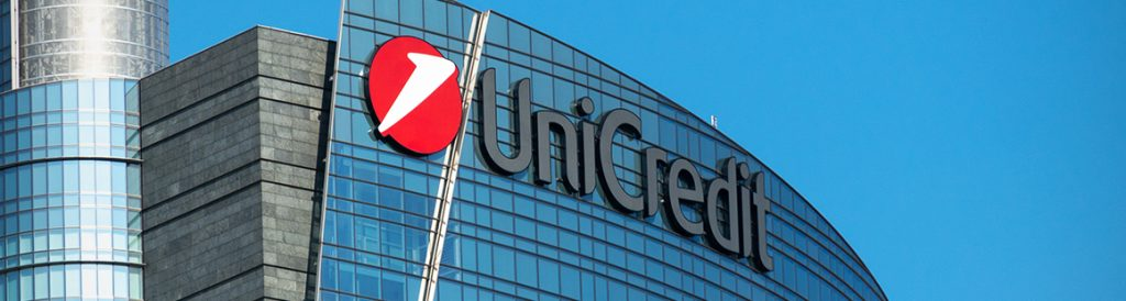Unicredit stocks by TradeFW broker